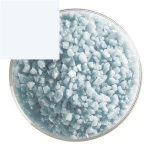 Bullseye opaal reactive cloud frit grof (45g)
