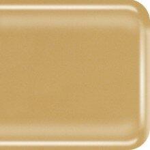 COE 90 amber opaal - ondoorzichtig glas 20 x 18 cm (3 mm dik)
